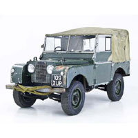 Land Rover Series 1 2 2A and 3