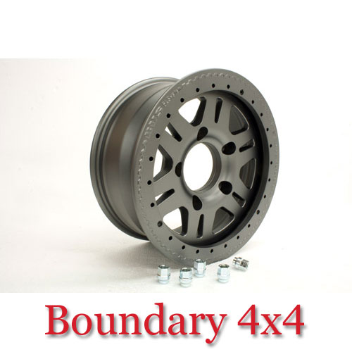 Land Rover Defender D1 RR Classic Beadlock Alloy Wheel TF100