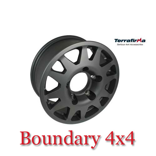 Land Rover Defender D1 RR Classic Dakar Alloy Wheel TF105