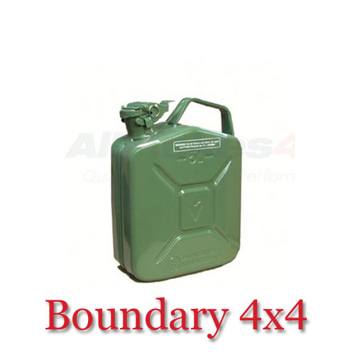 5 Litre Jerry Can in Green GJC05