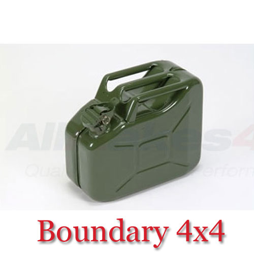 10 Litre Jerry Can in Green GJC10