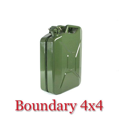 20 Litre Jerry Can in Green GJC20
