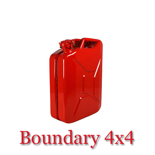 20 Litre Jerry Can in Red GJC20R