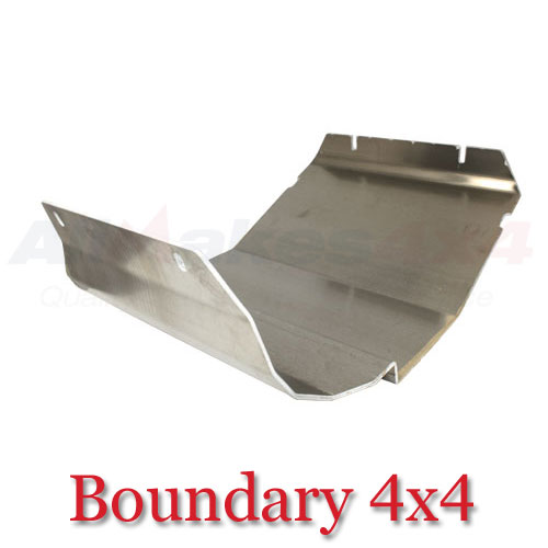 Land Rover Defender 110 130 Alloy Fuel Tank Guard TF845