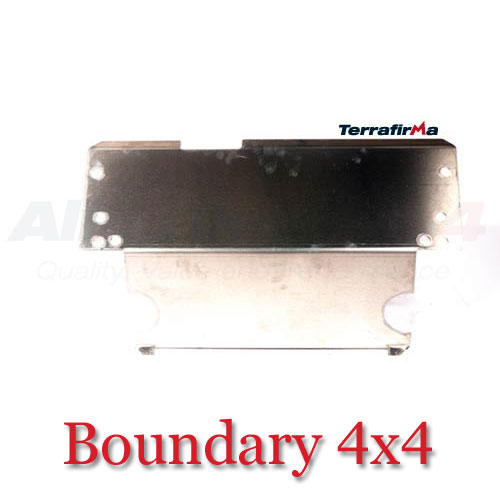Land Rover Defender 90 Alloy Fuel Tank Guard TF850
