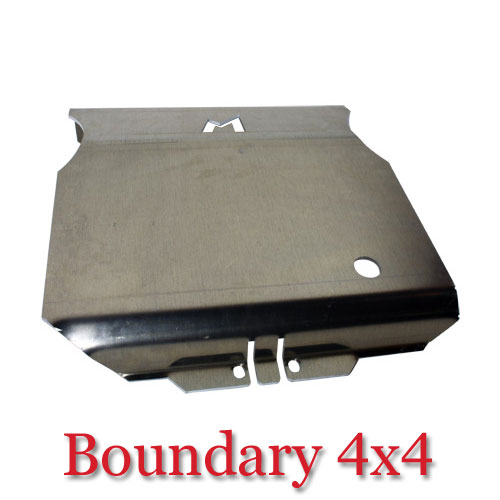 Land Rover Defender 110 130 Alloy Fuel Tank Guard TF855