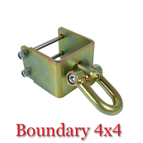 Defender Front Bumper Swivel Recovery Point TFBRP
