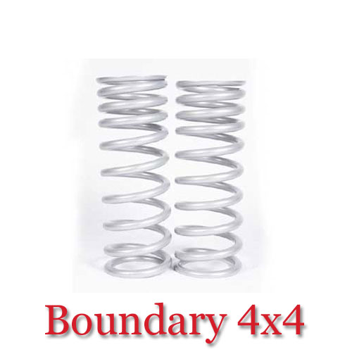 Defender D1 RR Classic Light Load Front Springs TF014