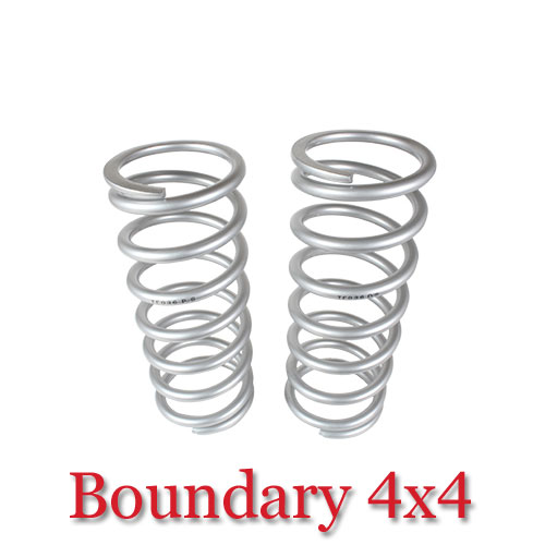 Defender Standard Height Heavy Load Front Springs TF036