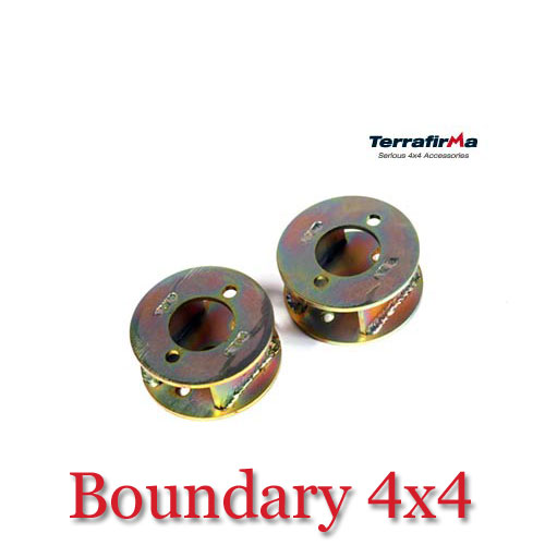 Defender D1 RR Classic Terrafirma Front Spring Spacers TF516