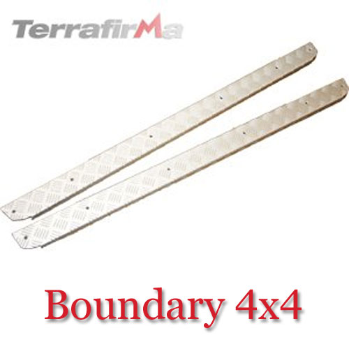 Land Rover Defender 90 Side Sill Chequer Plates SLKIT01-90A