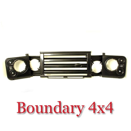 Land Rover Defender Grille and Headlight Surrounds TF277