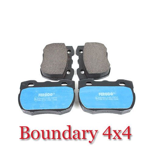 Front Brake Pads Discovery 1 Defender SFP500160F