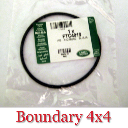 Land Rover Discovery 2 Rear Hub O Ring FTC4919