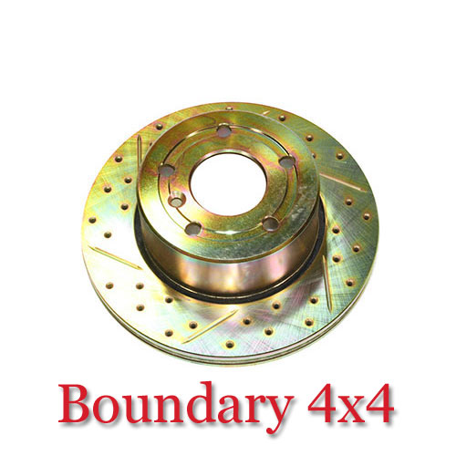 Land Rover Discovery 2 Front Brake Disc SDB000380CDG