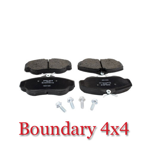 Land Rover Discovery 2 Front Brake Pads SFP500150G