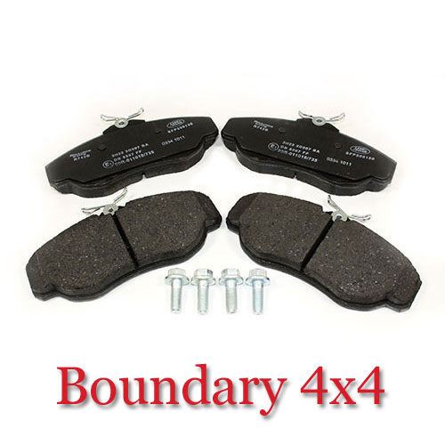 Land Rover Discovery 2 Front Brake Pads SFP500150M