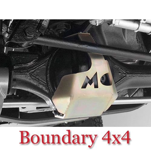 Land Rover Discovery 2 Front Differential Guard TF838