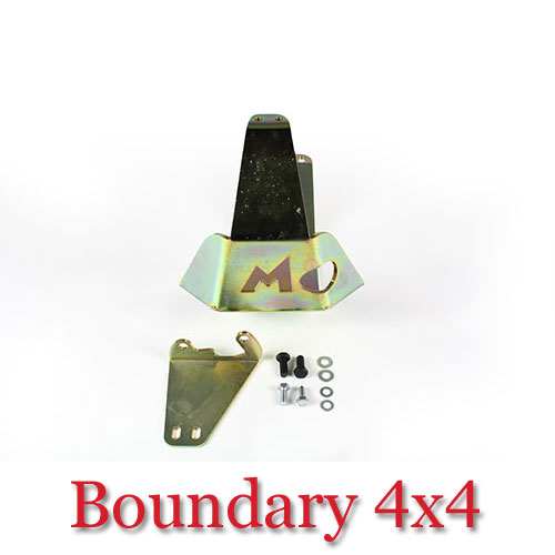 Land Rover Discovery 2 Rear Differential Guard TF839