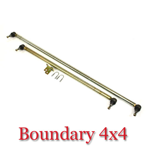 Land Rover Discovery 2 Heavy Duty Steering Rods TF255