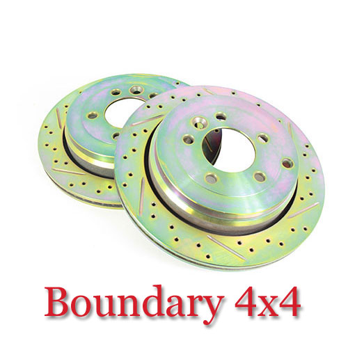 Rear Brake Disc D3 D4 RR Sport SDB000636CDG