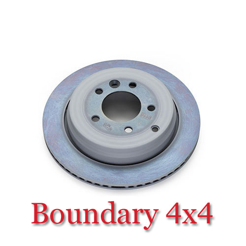 Rear Brake Disc D3 D4 RR Sport SDB000636GEN