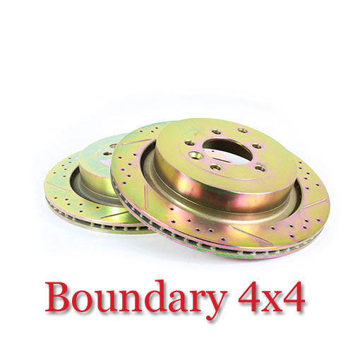 Rear Brake Disc D3 D4 RR Sport SDB000646CDG