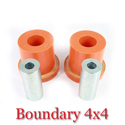 D3 D4 RR Sport Polybush Kit 1BG Orange GAL272O