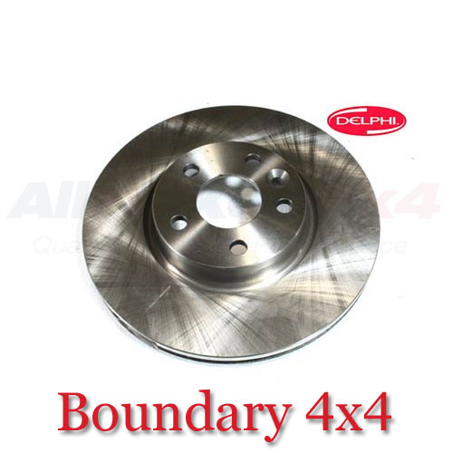 Freelander 2 Evoque Front Brake Disc LR007055G