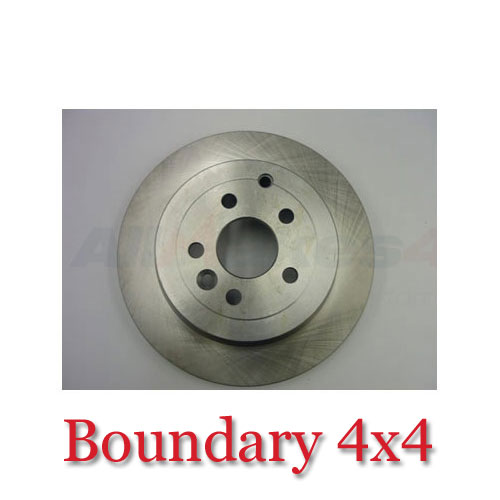 Land Rover Freelander 2 Rear Brake Disc LR001019G
