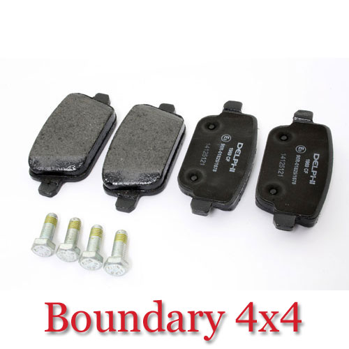 Land Rover Freelander 2 Rear Brake Pads LR003657G