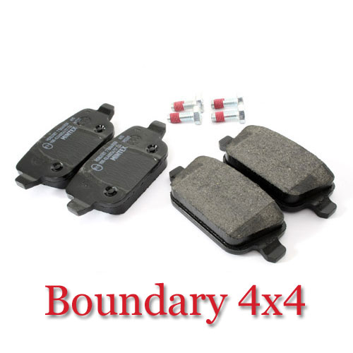 Land Rover Freelander 2 Rear Brake Pads LR003657M