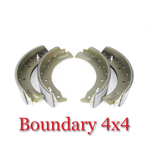 Front Brake Shoes Land Rover Series STC3945
