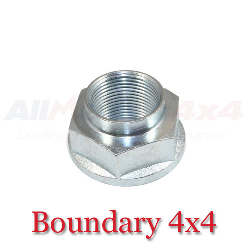P38 Discovery 2 Freelander 1 Front and Rear Hub Nut CDU1534L