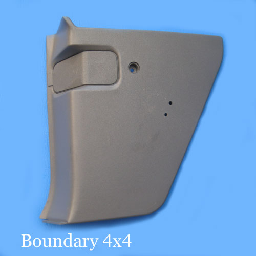 Range Rover P38 Left A Pillar Footwell Cover Trim Kick Panel BTR5558